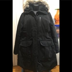 Athleta Iceland Parka Coat